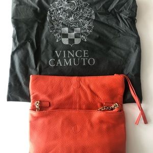 Vince Camuto Genuine leather two way bag
